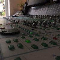 CONSOLE DCOMMAND studio son